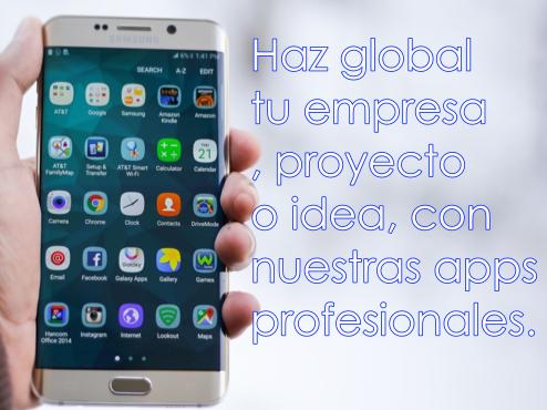 Desarrollo aplicaciones IOS y Android