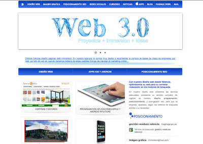 Web Dinámica Immersion